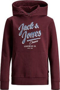 Jack & Jones Logo Huppari, Port Royale
