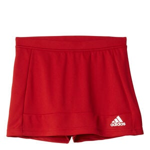 Adidas T16 Skort Tennishame, Red