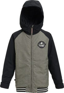 Burton Boys Gameday Toppatakki, Bog Heather/True Black