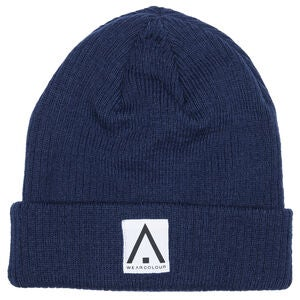 Wearcolour Y Beanie Pipo, Midnight Blue