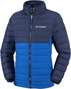 Columbia Powder Lite Takki, Super Blue/Collegiate Navy