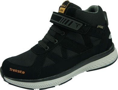 Treksta Trail Mid Jr GTX Kengät, Black