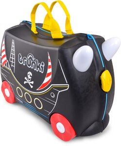 Trunki Pedro the Pirate Matkalaukku 18L, Black