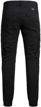 Jack & Jones Paul Flake Housut, Black