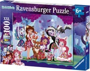 Ravensburger Palapeli Enchantimals Friends Forever, 100