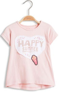 ESPRIT T-Paita Happy Summer, Light Pink