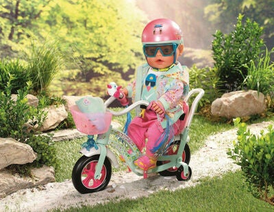 Baby Born Play & Fun Nukentarvikkeet Bike