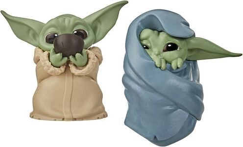 "Star Wars Hahmot 2-pack Soup Blanket The Child ""Baby Yoda"""