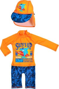 Swimpy UV-Puku & Hattu, Shark Surf