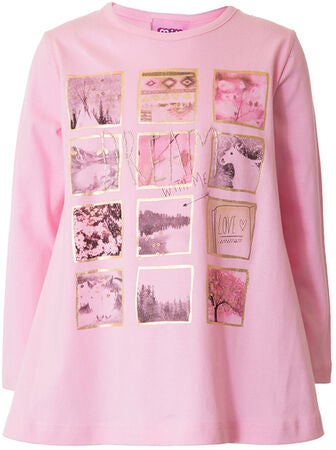Max Collection Tunika, Light Pink