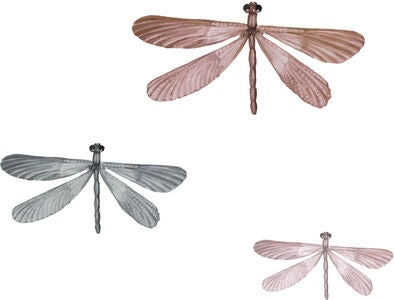 That's Mine Sisustustarra Dragonflies 3-Pack