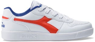 Diadora Playground GS Tennarit, Red Medlar