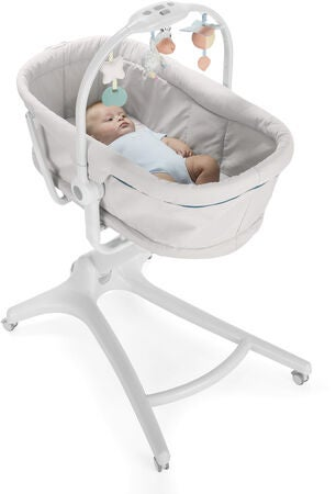 Chicco Baby Hug 4-in-1 Sitteri, Glacial