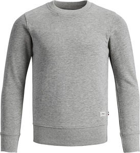 PRODUKT Collegepaita, Light Grey Melange