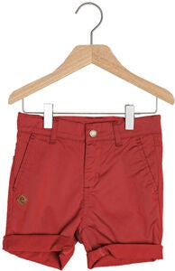 Ebbe Soda Shortsit, Red