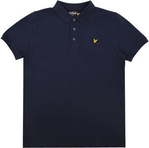 Lyle & Scott Junior Classic Pikeepaita, Navy
