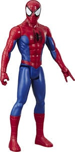 Marvel Spider-Man Titan Hero Figuuri