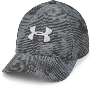 Under Armour Printed Blitzing 3.0 Lippalakki, Stealth Grey