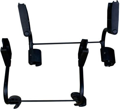 Mountain Buggy Duet Double Adapterit, P&T/MB/Maxi-Cosi/Cybex