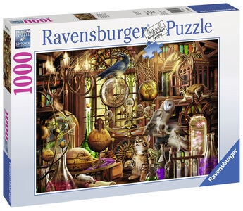 Ravensburger Merlinin Laboratorio Palapeli 1000