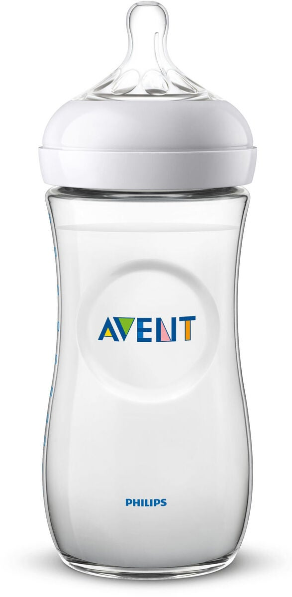 Philips Avent Natural Tuttipullo 330 ml sis. Fast Flow Pullotutti