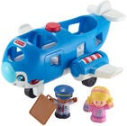 Fisher-Price Little People Travel Together Lentokone