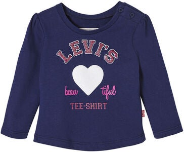 Levi's Kids Beauty T-Paita, Bright Blue