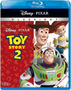 Disney Pixar Toy Story 2 Special Edition Blu-Ray