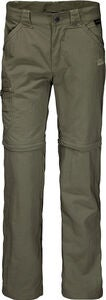 Jack Wolfskin Safari Housut, Woodland Green