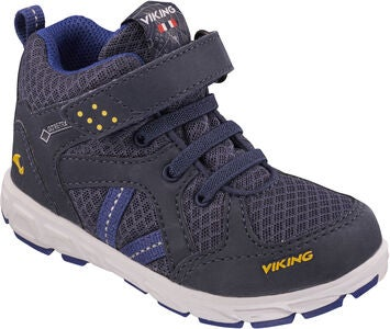 Viking Alvdal Mid GTX Tennarit, Navy/Dark Blue