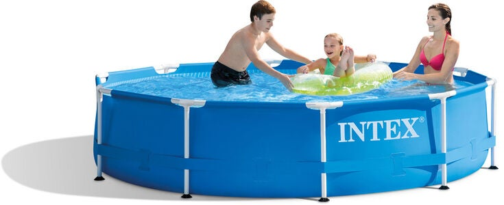 INTEX Pool Metal Frame 305x76cm
