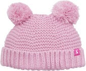 Tom Joule Double Pom Pom Pipo, Dusk Pink