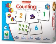 The Learning Journey Palapeli Match It Counting
