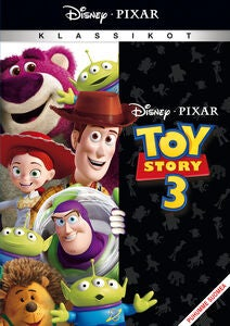 Disney Pixar Toy Story 3 DVD