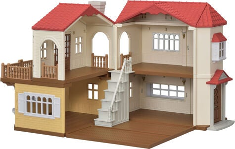 Sylvanian Families Leikkisetti Red Roof Country Home