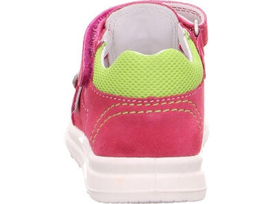 Superfit Mel Sandaalit, Pink/Light Green