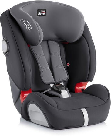 osta britax r mer evolva 123 sl sict turvaistuin storm grey jollyroom. Black Bedroom Furniture Sets. Home Design Ideas