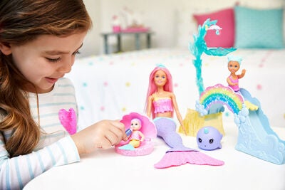 Barbie Dreamtopia Leikkisetti Mermaid Nursery