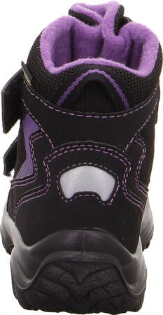 Superfit Snowcat GTX Talvikengät, Black/Purple