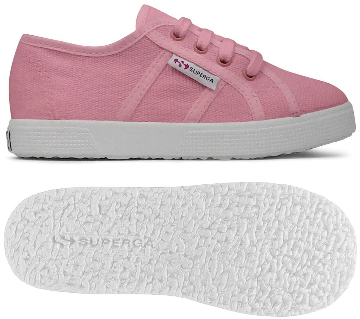Superga 2750 Cotj Torchietto Tennarit, Begonia Pink