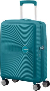American Tourister Soundbox Spinner Matkalaukku 35.5L, Jade Green