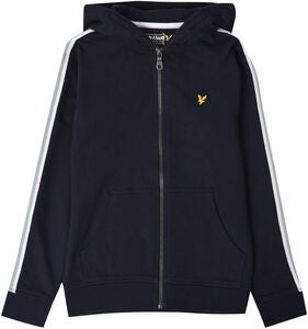 Lyle & Scott Taped Huppari, Navy Blazer