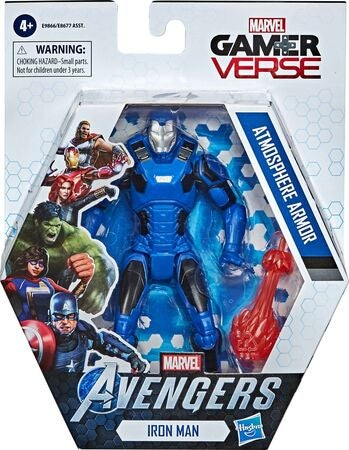 Marvel Avengers Figuuri Iron Man
