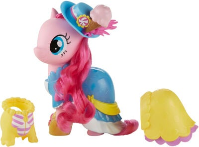My Little Pony Snap-on Fashion Hahmot