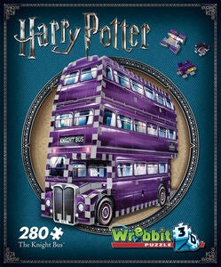 Harry Potter 3D-Palapeli Poimittaislinja