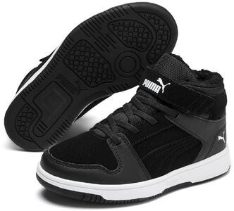 Puma Rebound Lay Up Fur PS Tennarit, Black