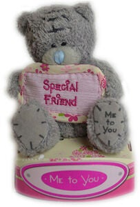 Me To You Pehmolelu Nalle Special Friend  7,5 cm