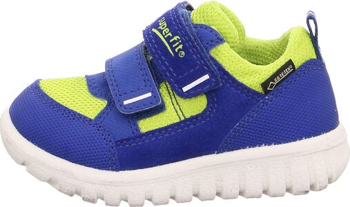 Superfit Sport7 Mini Lenkkarit, Blue/Yellow