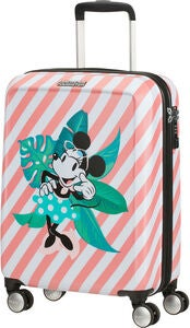 American Tourister Funlight Minni Hiiri Matkalaukku 36L, Miami Holiday