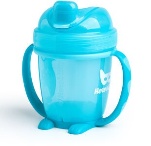 Herobility Sippy Cup Nokkamuki 140 ml, Blue